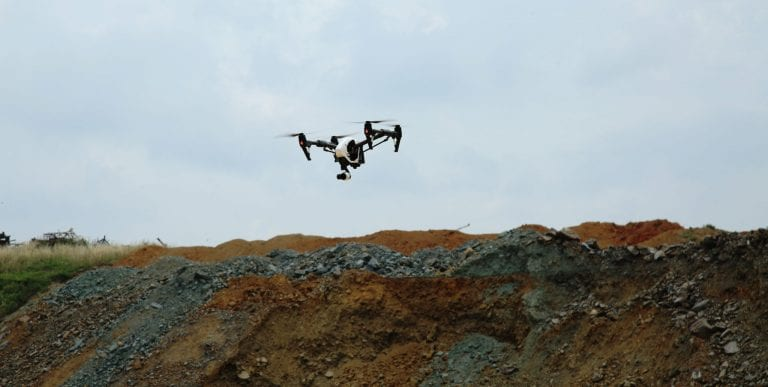 construction companies drone mapping